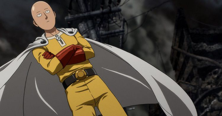 one punch man Season 2 saitama costume