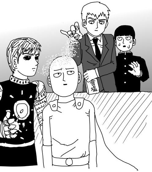 one punch man Season 2 spoiler