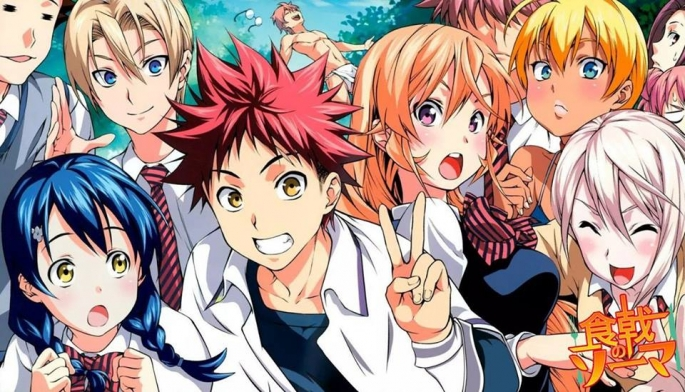 Food Wars: Shokugeki No Soma Season 3