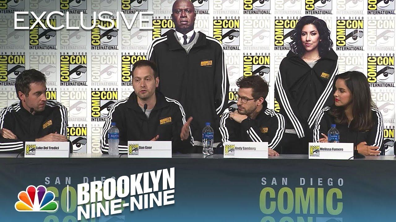 Brooklyn Nine-Nine Season 7 - Comic Con