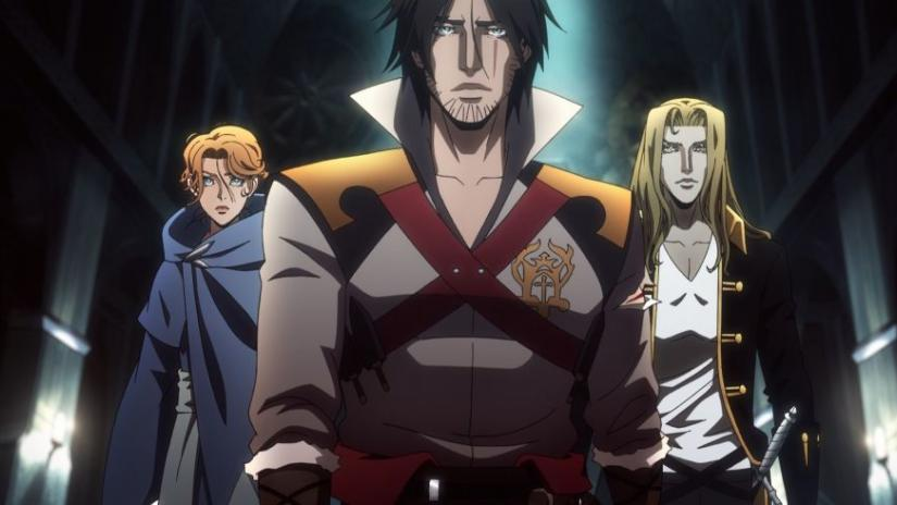 Castlevania Season 3