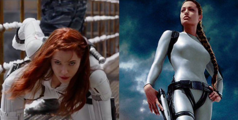 Marvel S Black Widow More Of A Tomb Raider Than A Super Hero