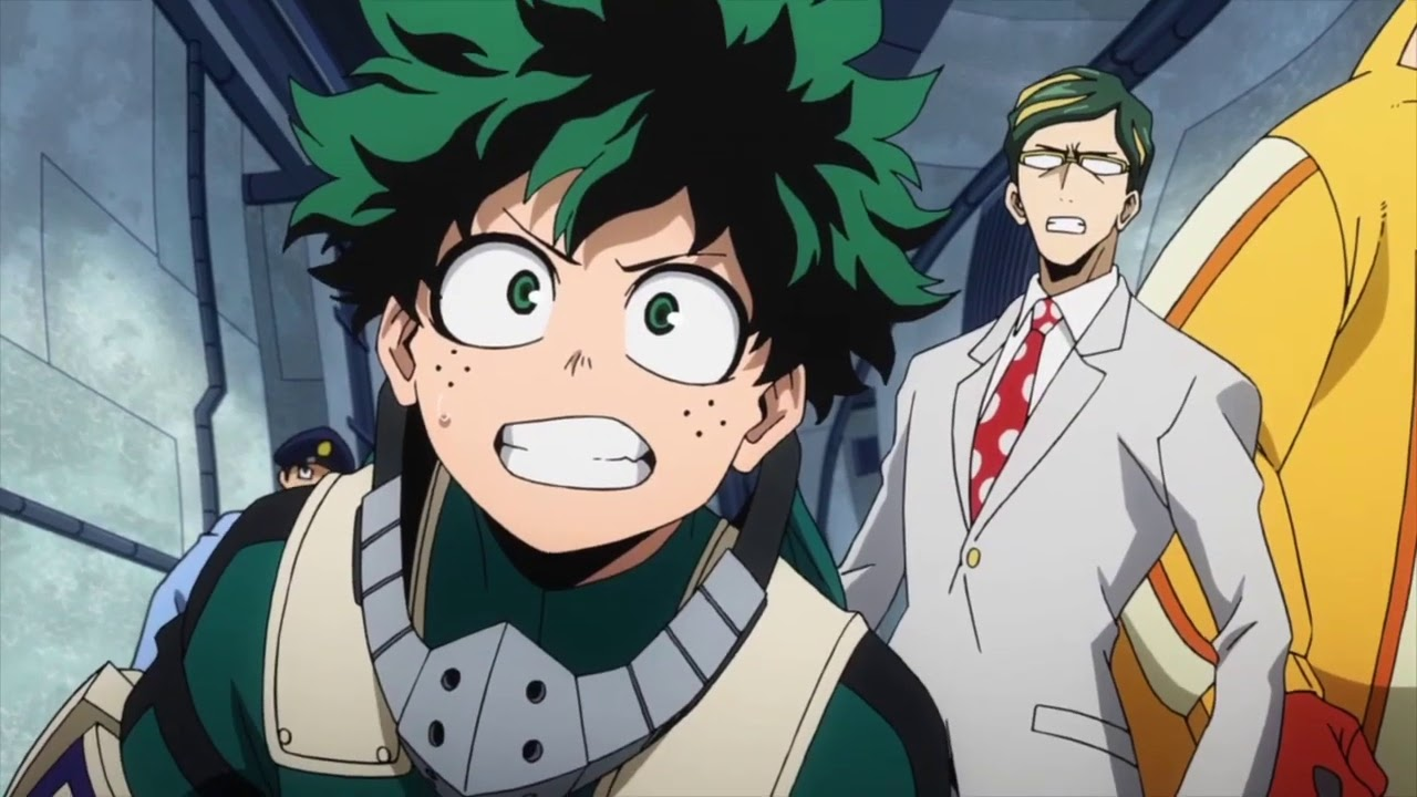 My Hero Academia Season 5