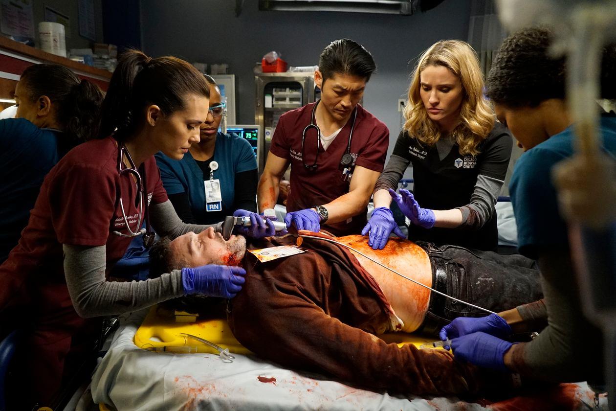 Chicago Med Season 5 Episode 18