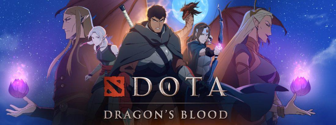 Dota Dragon's Blood Season 2