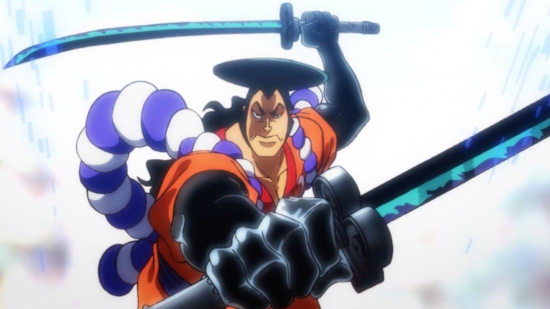 One Piece Episode 969