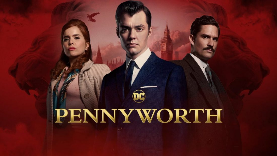 Pennyworth Season 3